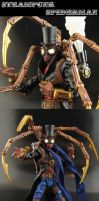 Steam Powered Arachnid Fellow by Jin-Saotome
