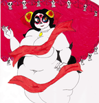 El Muerte fattened up by roxas617