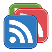 Google reader icon :scalable: by lopagof