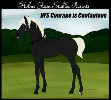 7726 HFS Courage is Contagious by iShaddix
