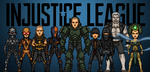 Injustice League (DCCU) by LoganWaynee