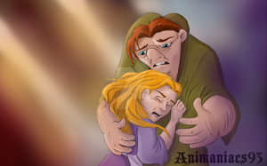 Quasimodo and Lily by Animaniacs93