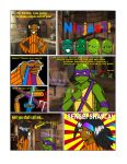 Project: TMNT Comic by ShayGar