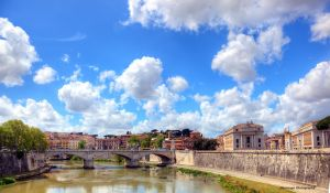 Rome 1 - The Tiber by Okavanga