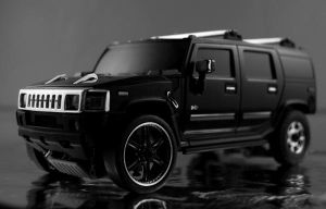 HUMMER by negativeimagephoto