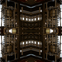 Babbage Difference Engine remix (seamless png) by PhotoComix2