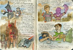Mass Effect 3 log 44 by crisurdiales