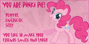 I AM PINKIE PIE. by Toxic-Lullabies