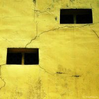 Cracks Yellow by misfit7875