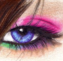 eyeshadow by mares-739