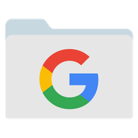 Folder New Logo Google 2 by lahcenmo