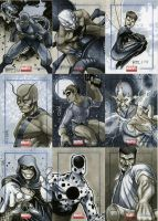 Marvel Universe Sktch Cards 03 by RichardCox