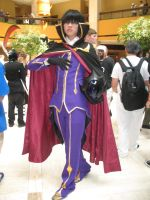 AWA-con Lelouch by clockworkcosplay