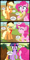 Fair trade. by Coltsteelstallion