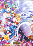 Magic Knight: Christmas Angel by ZenithOmocha