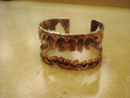 tooth bangle by whatwith