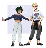 otp goals doodle by Queen-of-the-8-Seas