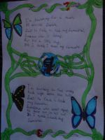 Butterfly .:For Baku:. REDONE by ThisMechaJunkie