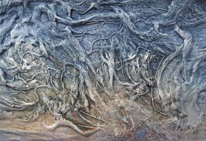 Photo of 'Early Frost' detail by Senecal