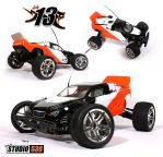 Lucky 13  1:10th Scale Truggy by Teufelkind