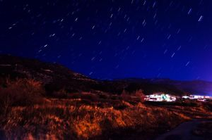 Day 030 - Star trails by matassos