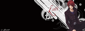 D.Gray-Man - Lavi Timeline Cover by Amanveth
