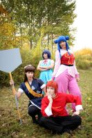 Ranma - Girl Power by aco-rea