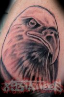 the land of the free?? by gil893tattoos