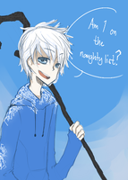 Jack Frost by oNarissa