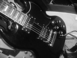 My new Gibson SG by Ireaper