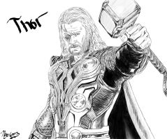 Thor by NothingIs-True