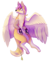 On The Wing by RoyaITea