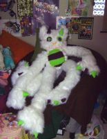 KittyMonster Completed by Blattaphile
