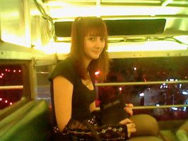 Misa on a bus :D by XxEAltairRoxsAxX