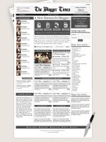 blog site--newspaper theme by cr8iv