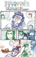 The Bad Guy Conglomerate Comic Episode 6 by Strawberrylightning