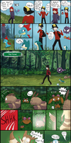 Kings and Pawns: A HGSS Nuzlocke - Page 29 by Parasols