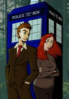 The Doctor Donna by TeeSquar3
