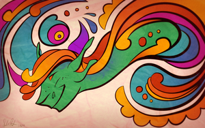 Psychedelic by Urnam-BOT