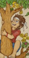 climb trees by dunki-sabri