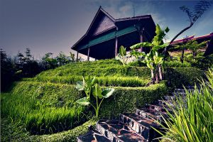 jadul village  - indonesia by erahmats