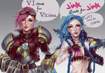 VI?Stands for STUPID by RinRinDaishi
