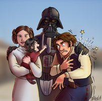 Family photo by Fonora
