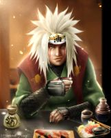 The Great Jiraiya by spirapride