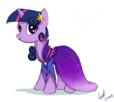 Twilight Dress by Ellybethe