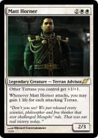 Matt Horner by starcraftmtg