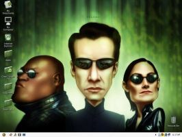 The Matrix Reloaded by WhiteIce89