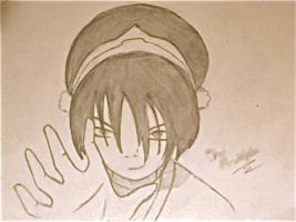 Toph - I Got This. by greenshamrocks