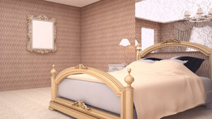 Bed room by hakimbo