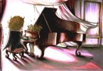 young pianist by Monochrome-Clown